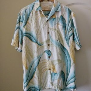 Tommy Bahama Hawaiian Shirt Size M